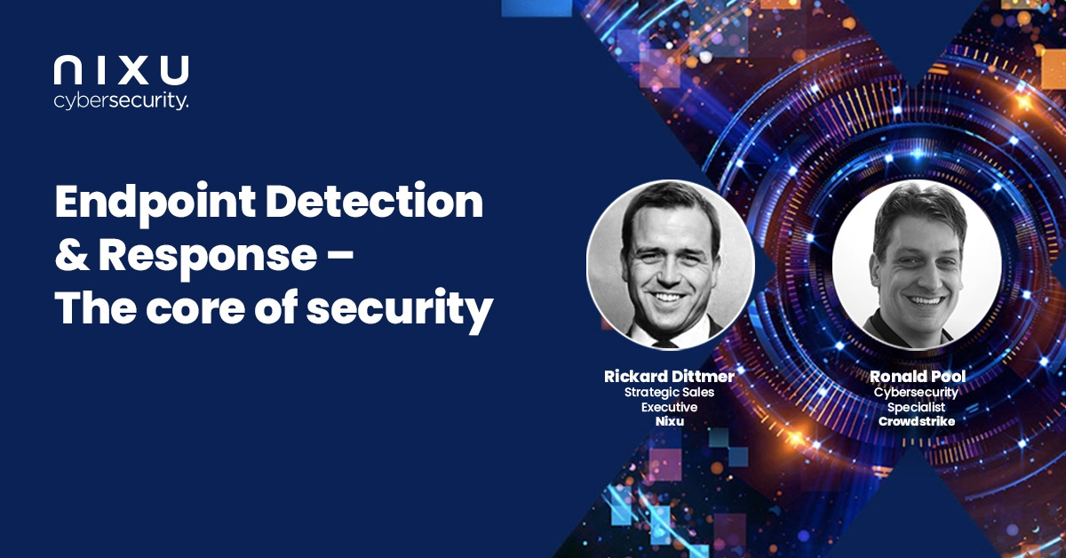 endpoint, detection & response webinar
