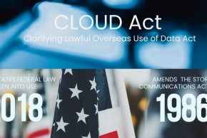 The CLOUD Act is a U.S. law that allows U.S. federal law enforcement to request data from U.S. based technology companies regardless of geographical location